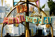 My It's a Small World