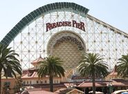 California Screamin with an inversion