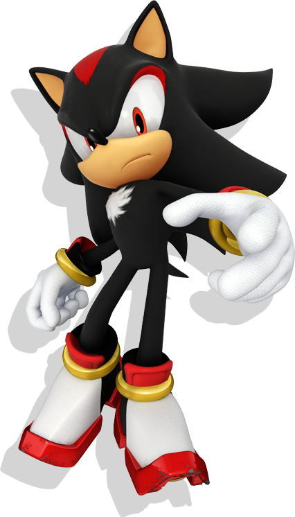 Shadow the hedgehog actualmente