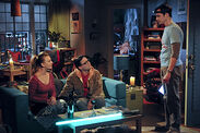 S5EP15 - Sheldon, Penny and leonard