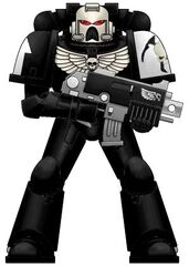 Death Spectres Tactical Marine