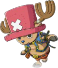 Chopper en Unlimited Adventure