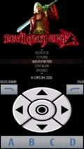 DMC3 Mobile menu