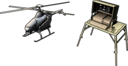 BFBC2 UAV1 ICON