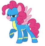 Pinkie Pie the Wonderbolt