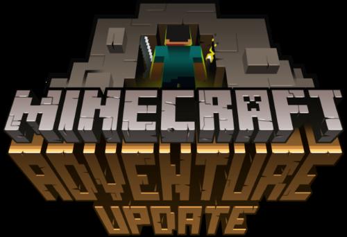 Minecraft (Vicios veraniegos) Minecraft_logo_adventure