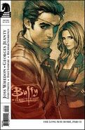 Buffy the Vampire Slayer Season Eight Vol 1 2-D