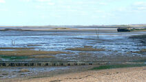 The Medway Estuary ,Gillingham,Kent