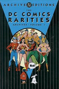 DC Comics Rarities Archives Vol 1 1