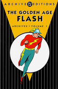 Golden Age Flash Archives Vol 1 1