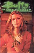 Buffy the Vampire Slayer Season Eight Vol 1 4-D