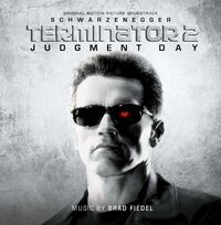Brad Fiedel - Terminator 2 Judgment Day artwork