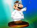 Dr.MarioTrophySSBM1