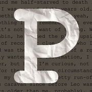 Pilgrim Of The Wastes- Icon PNG1-1- Paper Letters
