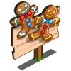 Gingerbread Mastery Sign-icon