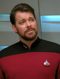 William Riker, 2366