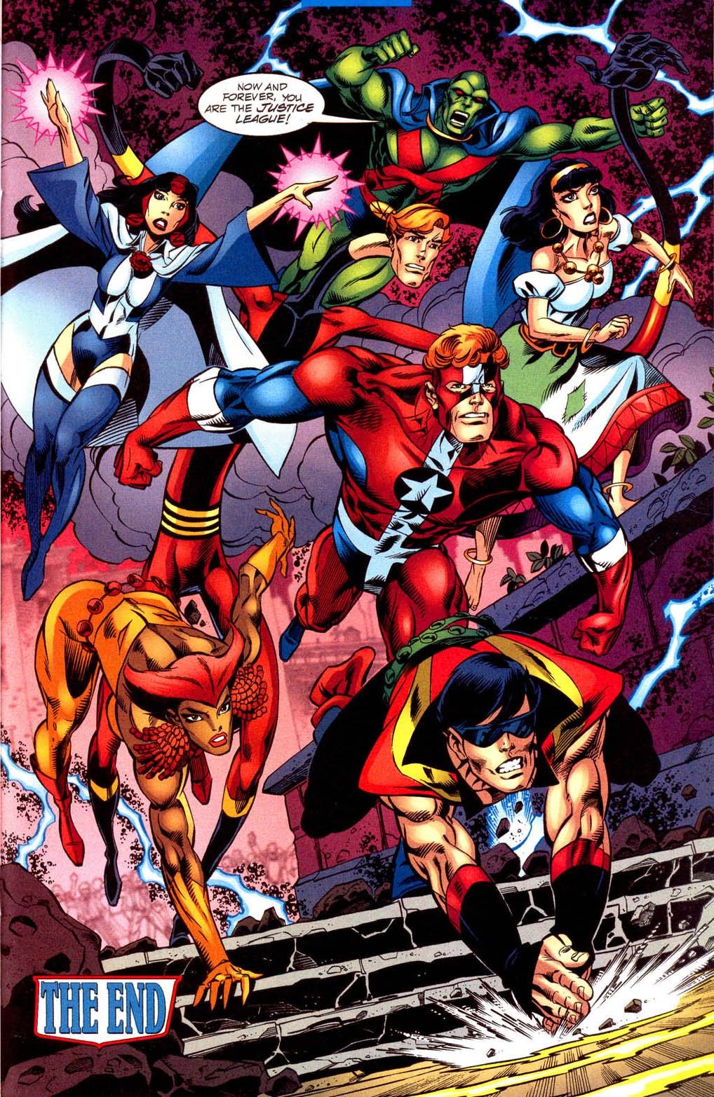 Justice league detroit dc comics database