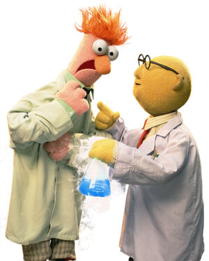Beaker&amp;BunsenWithBeaker