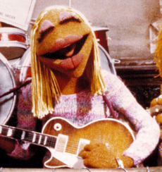 Janice Muppet