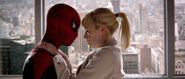 Spider-Man and Gwen