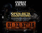 CA NA Open Beta Countdown