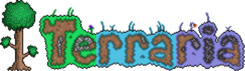 Terraria logo by dak47922-d4l8t7v