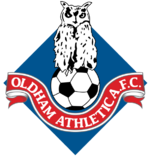 Oldham Athletic AFC logo (2000-2011)