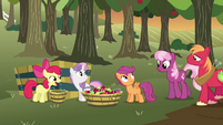CMC Chores Cheerilee Visits S02E17