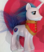 Facebook Shining Armor toy 2012-02-11