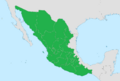 Mexico states blank map.png