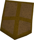 Bronze kiteshield old