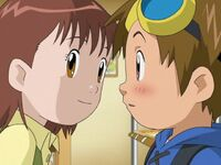 Takato and Jeri