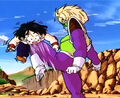 Salza vs gohan 1 by avispaneitor-d4j4g8r