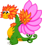 FlowerDragonAdult