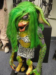 The Prop Store of London - LA - sleazy gremlin from Gremlins 2
