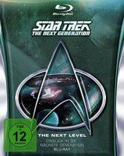 Star Trek The Next Generation - The Next Level Cover