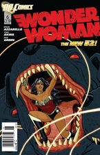 Wonder Woman Vol 4-6 Cover-1