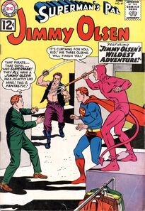 Supermans Pal Jimmy Olsen 061