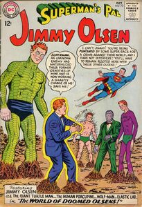 Supermans Pal Jimmy Olsen 072