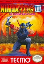 Ninja Gaiden III The Ancient Ship of Doom (NA)