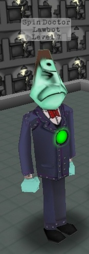 Spin Doctor Toontown Wiki