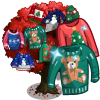 Big Sweater Tree-icon