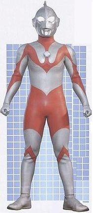 Ultraman d