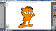 Garfield By Metal