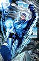 Flash Blue Lantern Corps 002