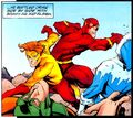 Kid Flash Wally West 002