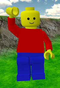 3D minifigure 3.0