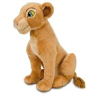 Stuffed Animal Nala