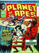 Planet of the Apes (UK) Vol 1 30