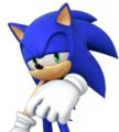 Sonic the Hedgehog 4sprite